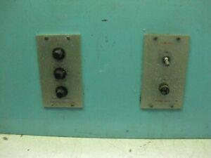 1 fairchild 658B and 667B power supply .