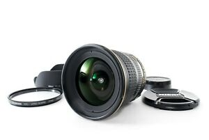 Nikon AF-S DX Zoom-NIKKOR 12-24mm f/4G IF-ED Lens From Japan [Excellent+++] #825