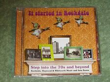 Step into the 70s & beyond / It started in Rochdale Various Artists OZIT MORPHEU