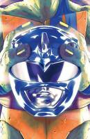 Power Rangers Teenage Mutant Ninja Turtles #3 Leo (2020 Boom)  Montes Cover