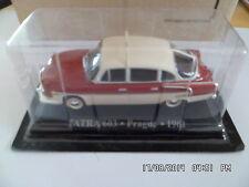 TATRA 603 Taxi Prague 1961 IXO 1/43  G20
