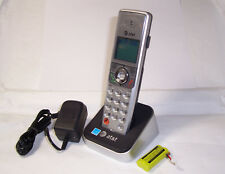 at&t sl80108 dect 6.0 cordless phone expan handset for sl82518 sl82558 sl82658