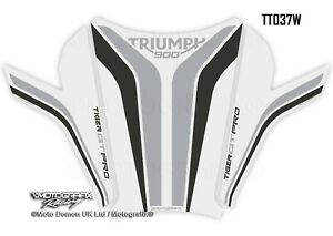 Triumph Tiger 900 GT Pro 2020 21 Motorcycle Tank Pad Protector Paint Protection