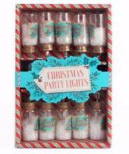 Glass Christmas Tree String Lights Christmas Lights