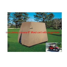 Golf Cart Cover Designed For  Lifted    Carts Fits EZgo Club Car Yamaha E Z Go