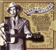 HANK WILLIAMS SR Health Happiness Show 2CD Classic 50s Country LOVESICK BLUES