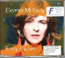 (489B) Eleanor McEvoy, Easy In Love - DJ CD