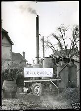 PHOTO.Alambic du bouilleur de cru .Louis Counillon de Bagneux .Yzeure. Allier