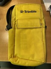 Trimble Tsc3 / Tsc2 Data Collector Yellow Soft Case Nylon with Belt Loop & Front