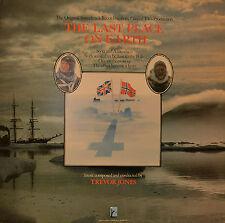 "East - SOUNDTRACK - The Last Place on Earth - Trevor Jones 12 "" LP (N23)"