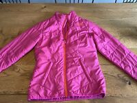The North Face Quilted Puffer Jacket/Coat - Womens Small S, Pink - Free Ship