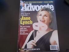 Jane Lynch - The Advocate Magazine 2006