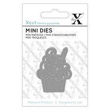 Make a Wish / Muffin / Cupcake - Mini Dies - XCUT von doCrafts (XCU 503659)