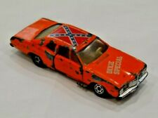 Vintage Dixie Special Dukes of Hazzard Dodge Plymouth Yatming Car - No. 1057