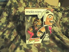 2008 Indiana Jones Mola Ram w/ Fiery Heart Mighty Muggs Vinyl Wave 1 New Sealed