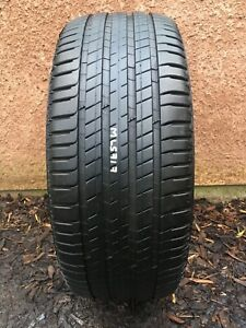 235/50R/19 99V Michelin Latitude Sport3 - 7.17mm (14.12kg)
