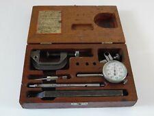 Vintage Lufkin Universal Dial Test Indicator No 399 In Box