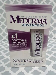Mederma scar gel, advanced, 1.76 Oz (50 g) exp:12/2021+