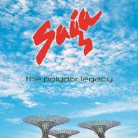 SAGA - THE POLYDOR LEGACY   CD NEW+