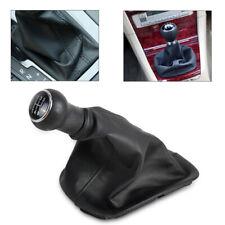 5 SPEED PU LEATHER GEAR SHIFT KNOB GAITOR BOOT Fit for VW PASSAT B5/B5.5 mn