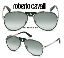 Roberto Cavalli RC1042 S 16P Sunglasses Shiny/Green 100% New & Authentic