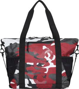 SUPREME Zip Tote Black Red Camo Tan Royal box logo camp cap S/S 21