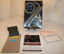 Space Attack (Atari 2600, 1982) Complete Tested working and cleaned