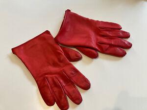 kurze Damen Lederhandschuhe, von ROECKL, Größe 7