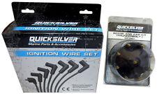 MerCruiser 7.4L, 8.2L Ignition Wires & Distributor Kit, 84-816608Q61 + 805759Q3
