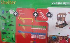Jungle-Gym Shelter Bausatz ohne Holz