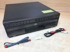 SONY CDP-C422M 5 Disc Multichanger CD Player CD Changer (Fully Working)