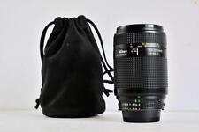 Nikon Nikkor AF 70-210mm D 1:4-5.6 Excellent (FX full frame or DX cropped)
