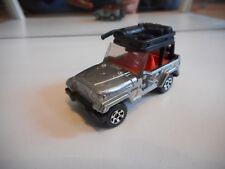 Matchbox Jeep Wrangler in Grey