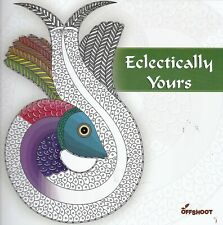 ADULT COLOURING BOOK: ECLECTICALLY YOURS - MINDFULESS - CALM