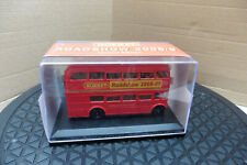 HORNBY 1/76 OO ROUTEMASTER BUS ROADSHOW 2008/9 MODEL RAILWAY BOXED R8987