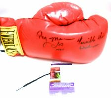 JSA COA Tim Witherspoon Ray Mercer Signed Autographed Heavyweight Boxing Glove