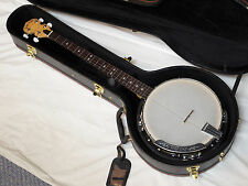 GOLD TONE CC-Plectrum Cripple Creek 4-string BANJO new w/ HARD CASE