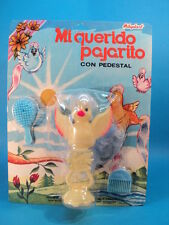 FAIRY TAILS (yellow) * BIRD MY LITTLE PONY FRIENDS *ARGENTINE VERSION MOC 1980's