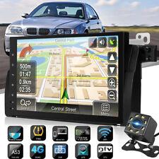 """9"""" Android 10.0 Autoradio GPS Navi Wifi Caméra pour BMW E46 M3 318 320 Rover 75"""