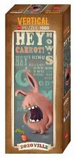 Heye Puzzles - Vertical , 1000 Pieces - Carrot (NEW FOR 2016) HY29742
