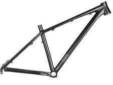 "27.5"" Alloy Hardtail MTB Mountain Bike Bicycle Frame Black 15"""