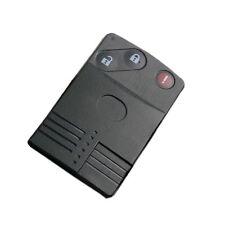 Smart Card Remote Key Shell Fit for MAZDA 5 6 CX-7 CX-9 RX8 Miata 3 BTN