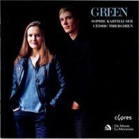 Sophie Karthäuser - Green [CD]
