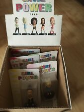 Spice Girls - Girl Power Figures Complete Set Sealed + Shop Display Box 1997