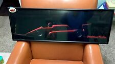 Vintage 1984 Detroit Grand Prix Three Framed Poster and Pin Back Pin