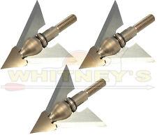 QAD Quality Archery Design Exodus Deep Six 100 gr 3 Blade Full - BD100-F