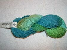 CHERRY TREE HILL -50%  Alpaca - 50% Merino  DK. 220 yds. Color:NEON LIGHTS