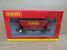 Hornby R6781 2016 PGA Hopper Wagon OO Gauge