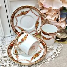 Cups & Saucers Art Deco Date-Lined Ceramics