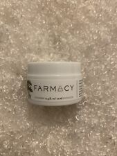 NEW Farmacy Green Clean Makeup Removing Cleansing Balm, Travel Size: .4oz/12ml